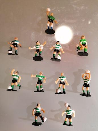 Figuras/Bonecos Equipe de Futebol Sporting