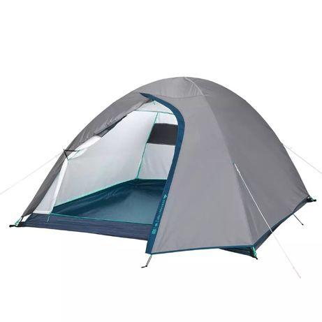 Палатка двухслойная Quechua 2 и 3-местная. из Польши