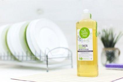 Еко засіб для миття посуду White Mandarin