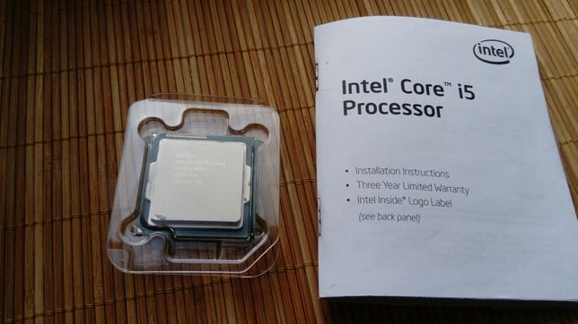 Procesor Intel Core i5 4430 3,00 GHz