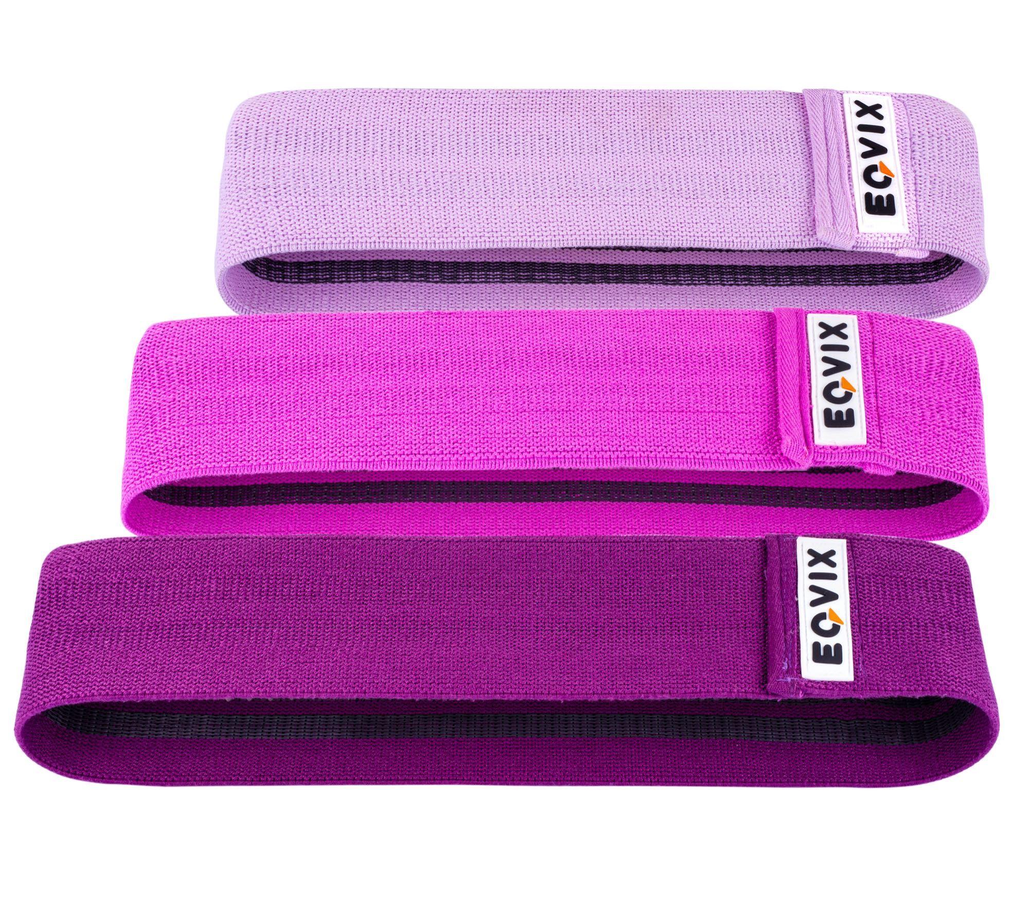 Тканевые фитнес-резинки EQVIX. Бесплатная доставка