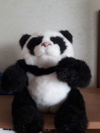 Панда интерактивная Fur real friends Hasbro 23 см