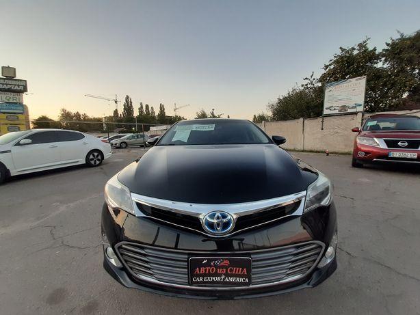 Toyota avalon hybrid 2.5 рассрочка обмен на квартиру