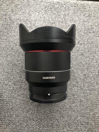 Obiektyw Samyang 14mm f/2.8 sony E