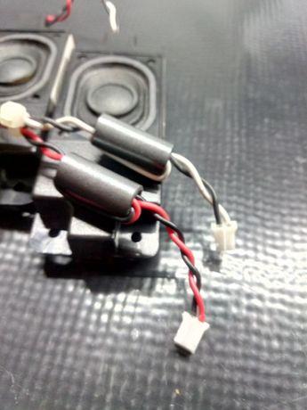 Głośniki z monitora