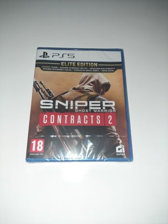 Sniper Ghost Warrior CONTRACTS 2 Nowa