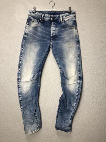 Джинси джинсы G star raw 3d w30 l30 чоловічі