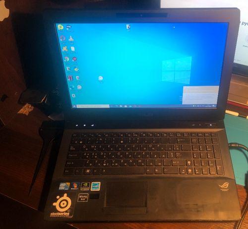 Ігровий Ноутбук ASUS RoG G53Jw