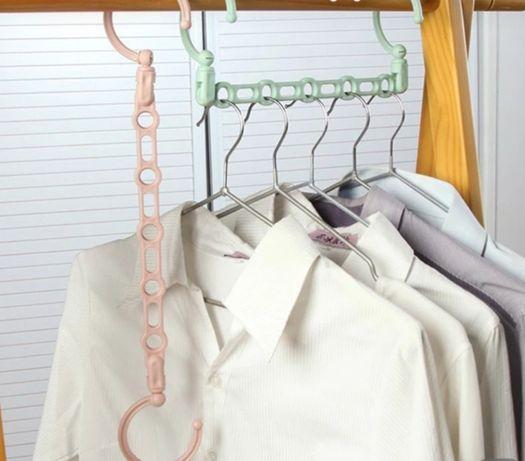 Organização de armário