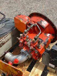 pompa hydrauliczna REXROTH HYDROMATIK A8V055 do koparki o&k