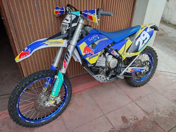 Husaberg Fe 570 09