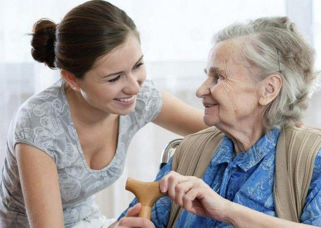 Ищу работу сиделки за пожилыми людьми
