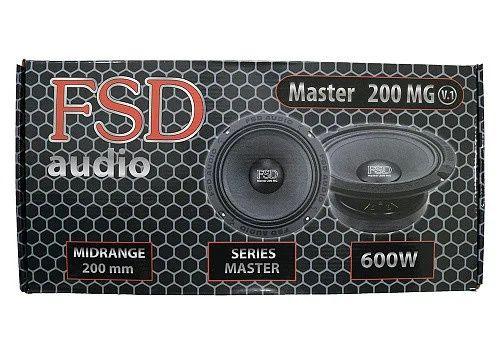Легендарные FSD Master 200 MG