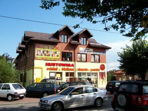 lokal do wynajęcia przy ul. Kościuszki o powierzchni 250m2 w Biłgoraju