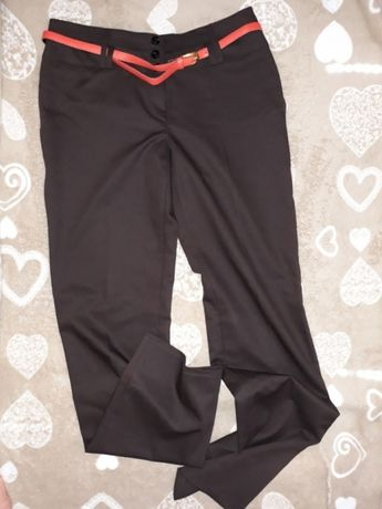 Коричневые женские Брюки,коричневі жіночі брюки
