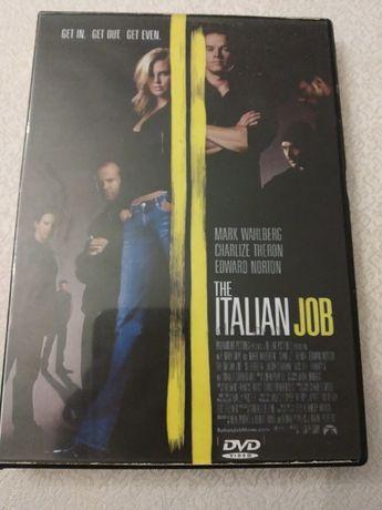 "DVD ""The Italian Job"""