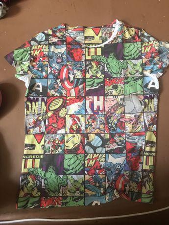 Продам футболку марвел