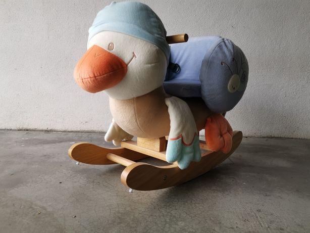 Cadeira baloiço para bebe