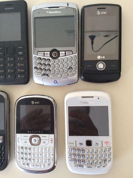 Мобільний телефон (7 штук)
