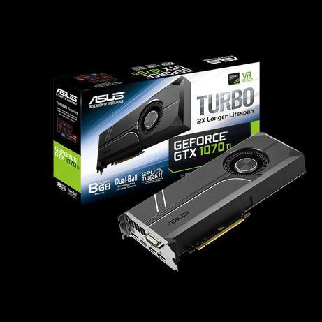 ASUS GTX 1070TI Turbo 8GB