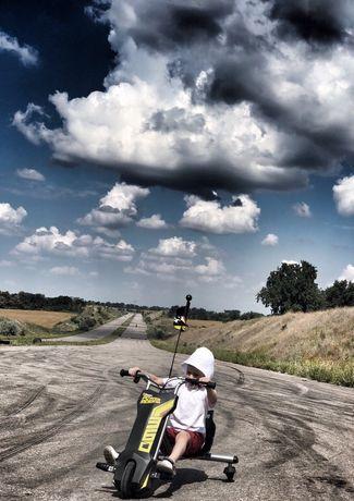 Продам Razor Power Rider 360