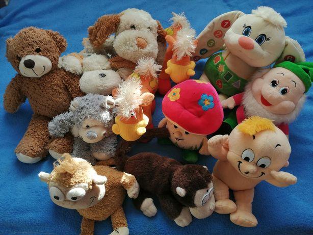 Мягкие игрушки маленькие