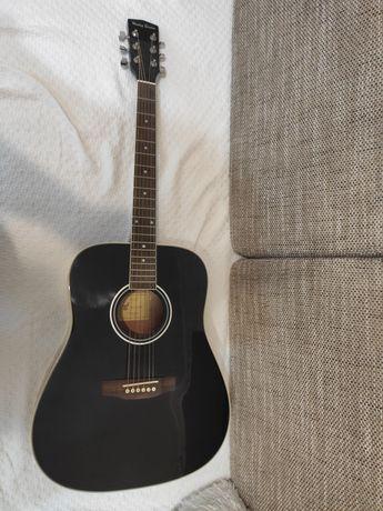 Gitara akustyczna Harley Benton HBD-120BK