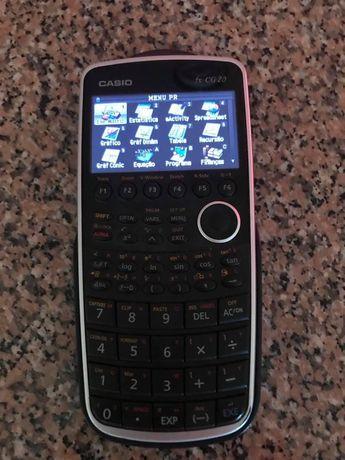 Calculadora Grafica Casio Fx- CG20