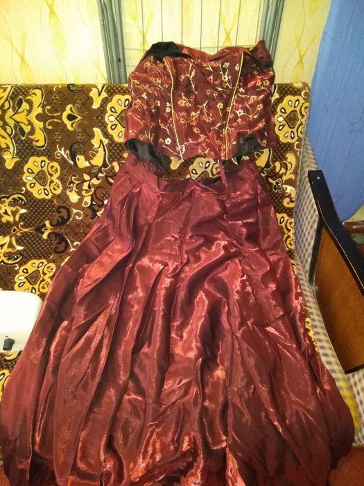 Сукня, спідниця+корсет Житомир - изображение 1