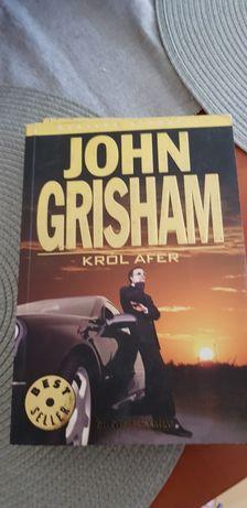 Grisham John: ostatni sędzia, król afer, zaklinacz deszczu, firma