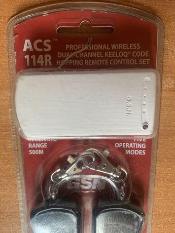 Беспроводной двухканальный комплект  дистанционного управления GSN ACS