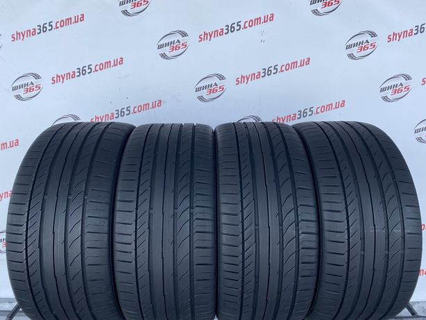 R18 245/35 Continental ContiSportContact5 SSR 6.4m Шины Б.У Склад
