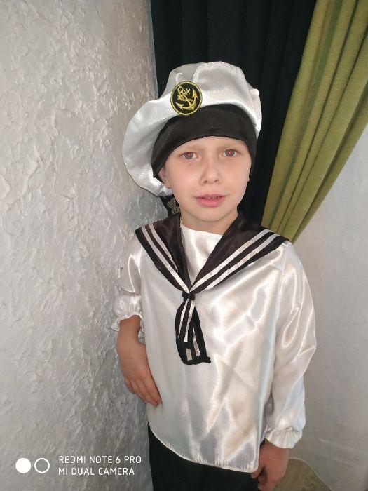 костюм моряка (морячок, юнга, капитан) 3-6 років Белая Церковь - изображение 1
