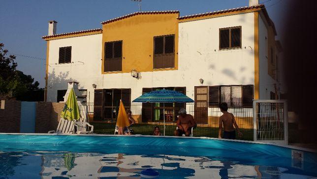 Apartamentos para férias em Porto Covo em condomino fechado