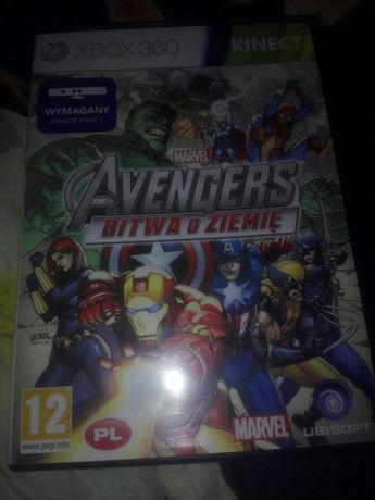 Avengers Bitwa o Ziemie na Xbox 360