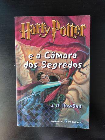 Harry Potter e a câmera dos segredos