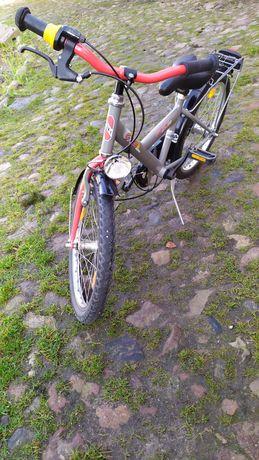 Rower Puky koła 20 cali 3 - biegi nexus