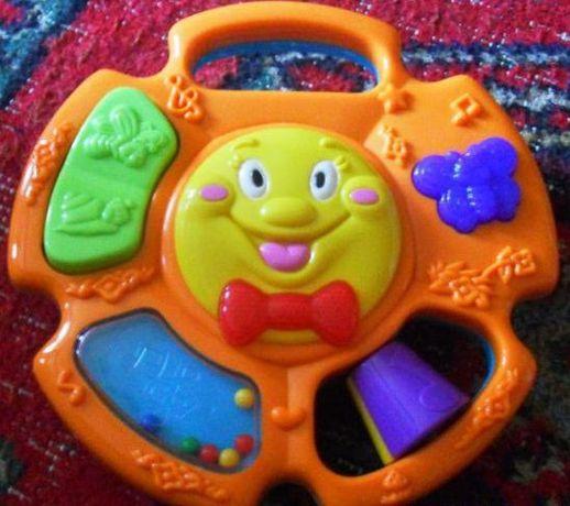Развивающая музыкальная игрушка от Devik baby.