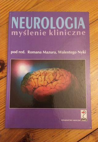 Neurologia myślenie kliniczne Mazur, Nyka