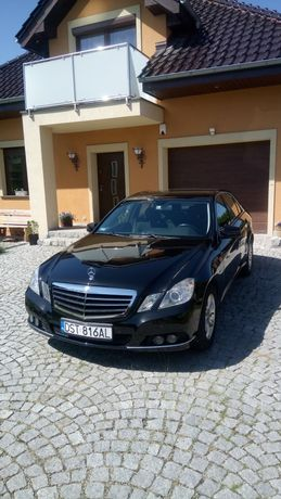 Mercedes e klasa w212 204km