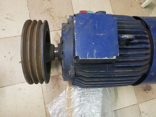 Silnik elektryczny 11 KW kompresor wan