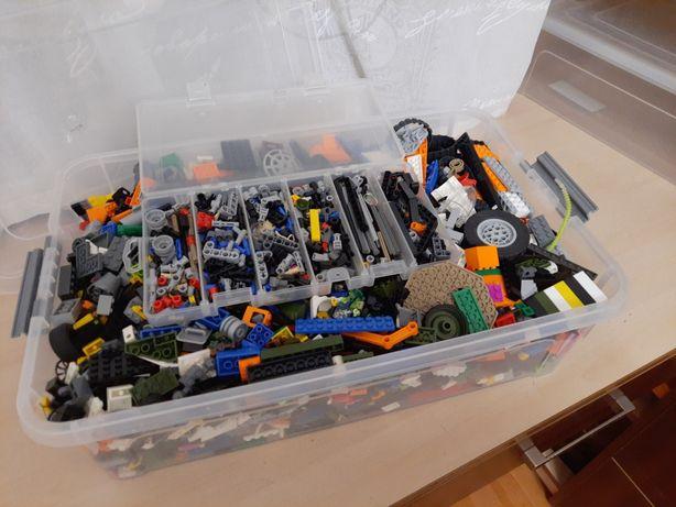 Продам ЛЕГО LEGO (набором) - 6 кг.