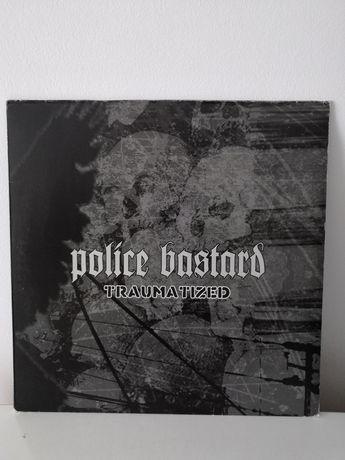 Police Bastard-Traumatized 1lp /NM-/NM-/