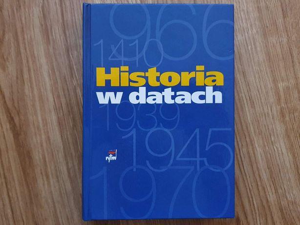Książka Historia w Datach