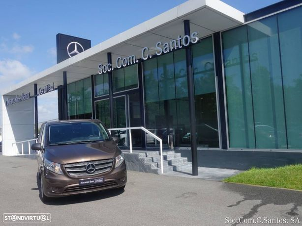 Mercedes-Benz Vito 116 BlueTEC Tourer PRO Standard