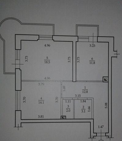 Продаю 2комн квартиру Поселок Котовского 15 мин от моря Новый Маяк