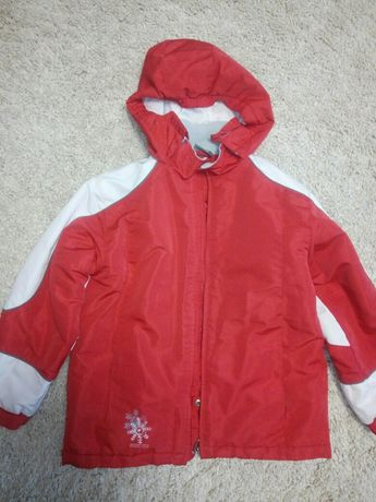 Куртка для дівчинки. р140.