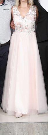 Suknia wieczorowa/ślubna