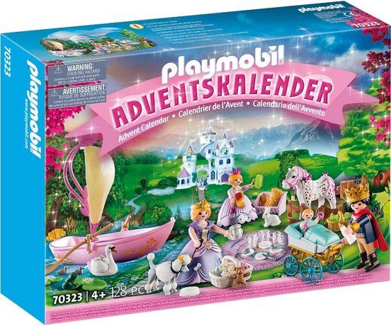 Playmobil 70323 Королевская семья на пикнике Адвент календарь
