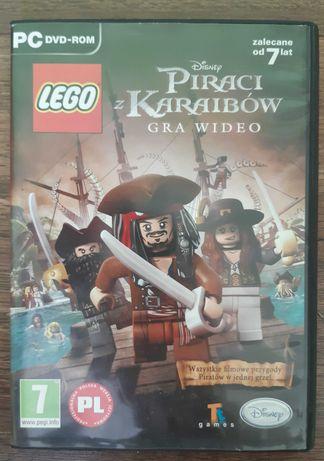LEGO Piraci z Karaibów gra PC